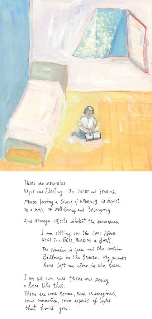 Maira Kalman My Favorite things - there are memories